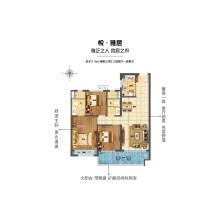 碧桂园龙城天悦户型图