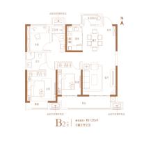 建业·璞园户型图