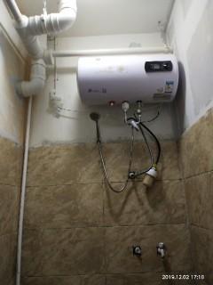 1室1厅1卫23m²简单装修