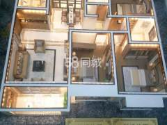 (濮阳县)越绣桂园4室2厅2卫135m²中档装修