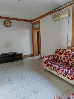 (华龙区)军安小区3室2厅2卫89m²简单装修